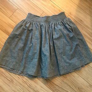 GAP reversible skirt